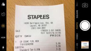 smartphone-receipt